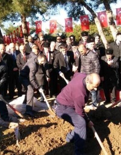 15 Temmuz şehidinin cenazesi Bandırma'ya nakledildi