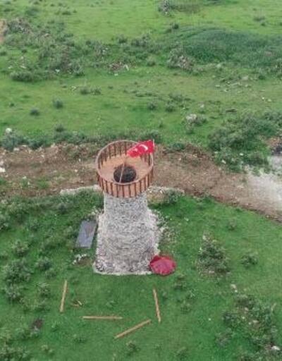 UNESCO ve Guinnes'e aday deniz fenerine ziyaretçi akını