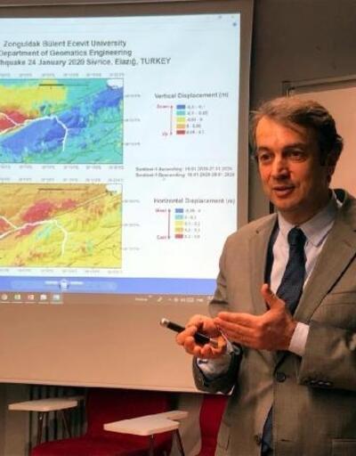 Prof. Dr. Kutoğlu: Elazığ depreminde kırılmanın boyu 50, eni 70 kilometre