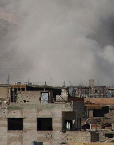 Esad rejimi saldırılarına devam ediyor