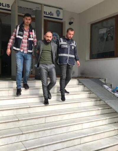 Foça'da 16 kaçak göçmen ile 4 suriyeli organizatör yakalandı