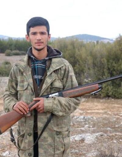 'Çal Canavarı'nı vuran çiftçi: Üreticileri büyük bir dertten kurtardım