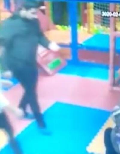 Kreşte öğretmen dehşeti; 2 yaşındaki çocuğu defalarca tokatladı