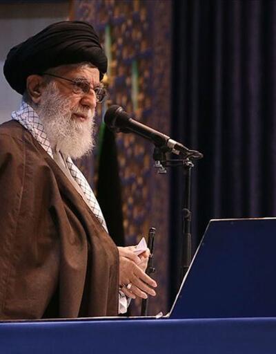 İran lideri Hamaney: Yüzyılın Anlaşması ahmakça bir plan