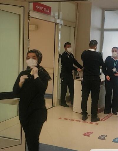 Koronavirüs hastalığı şüphelisi hostes taburcu edildi