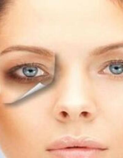 Göz altı morluklarına dikkat