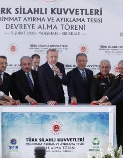 Erdoğan: HİSAR-A Füze Sistemini Suriye sınırımıza yerleştireceğiz