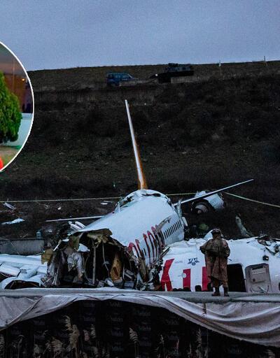 Uçak kazasında hayatını kaybedenlerin kimlikleri belirlendi