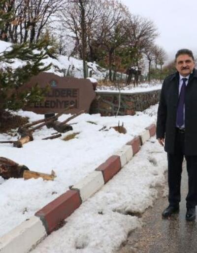 Ankara'da hayvan heykellerine saldırıya tepki