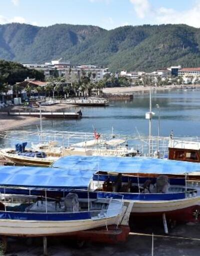 Marmaris'te turizm sezonu hazırlığı başladı