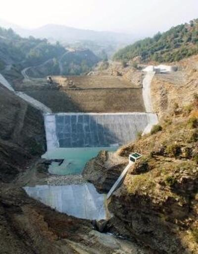Akalan Barajı'nda sona doğru