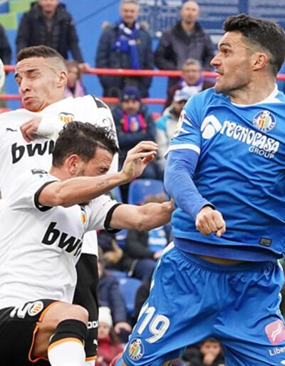 Getafe - Valencia: 3-0