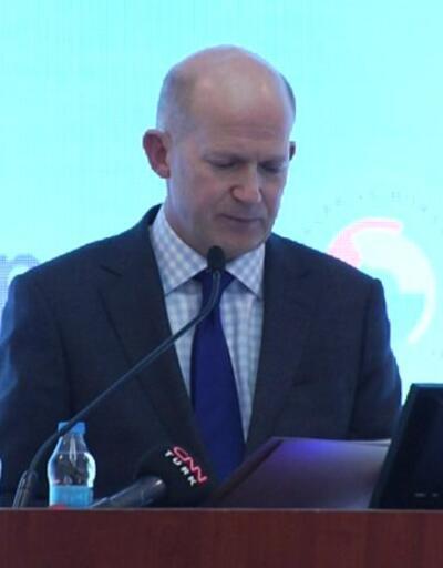Chilcott: Türkiye ile ticarete önem veriyoruz