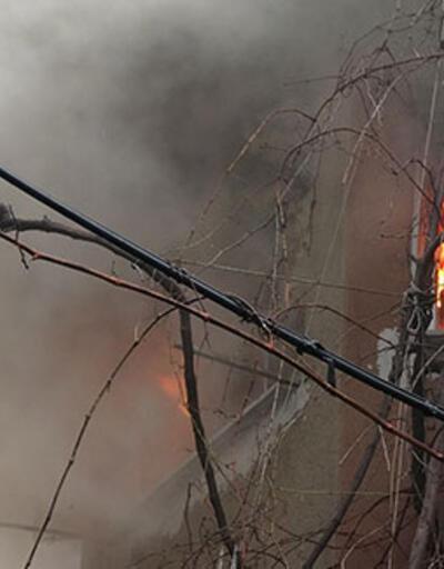 Günlük kiralık evden çıkarılmak istenince ateşe verdi