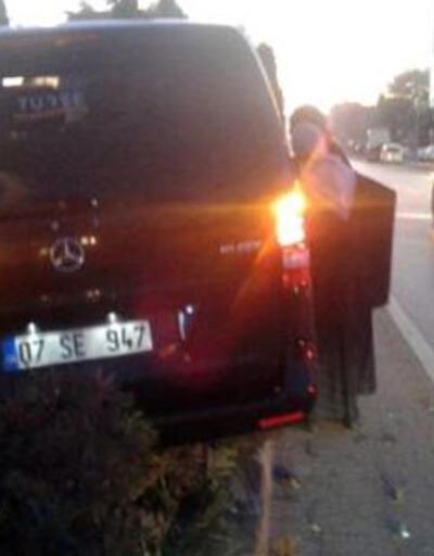 AK Parti'li Mehmet Özhaseki, Menderes Türel ve Yusuf Ziya Yılmaz kazada yaralandı
