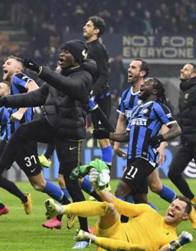 Inter 4-2 Milan MAÇ ÖZETİ