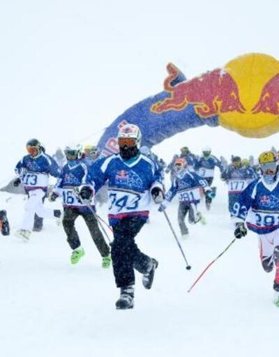 Erzurumlular hafta sonu Red Bull Homerun'da eşsiz bir deneyim yaşadı