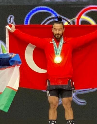 Daniyar İsmayilov 3 altın madalya kazandı