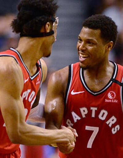 Raptors galibiyet serisini 15 maça çıkardı