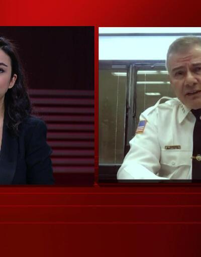 ABD'nin ilk Türk emniyet müdürü hikayesini CNN TÜRK'te anlattı