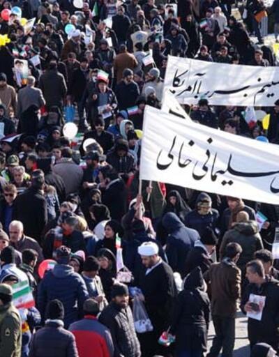 İran'da İslam Devrimi'nin 41'inci yıl dönümü kutlanıyor