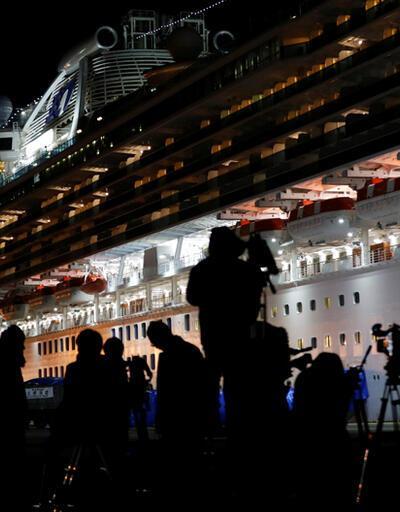 Karantinadaki gemiden kötü haber: 40 kişide daha virüs tespit edildi