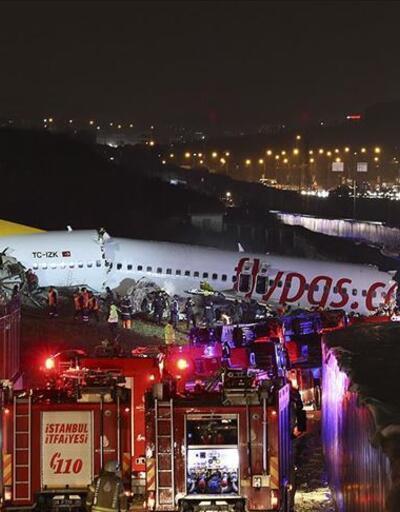 Bakan Turhan'dan uçak kazası açıklaması: Aciz kalmış