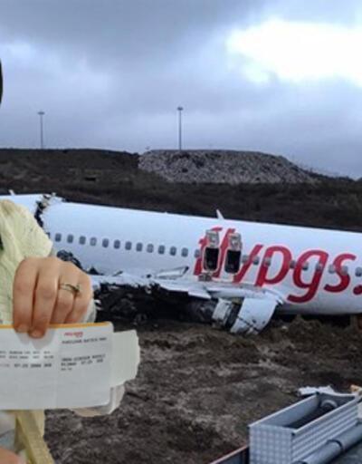"""Uçak kazasından yaralı kurtulan kadın: """"Halen şoktayım"""""""