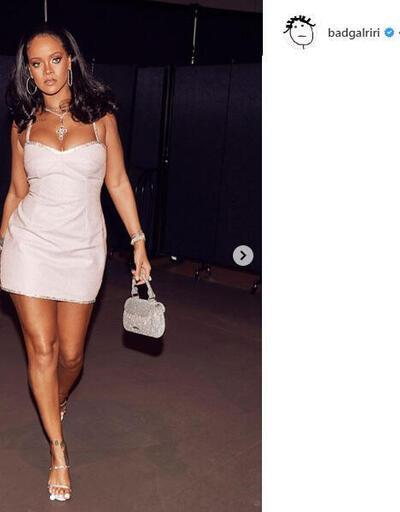 Rihanna paylaşımıyla hayranlarını heyecanlandırdı