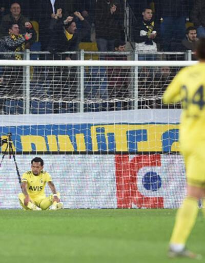 Ankaragücü-Fenerbahçe: 2-1