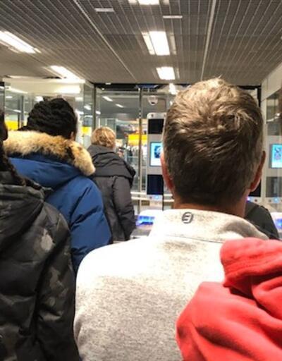 """İngiliz yolcudan tepki: """"Brexit'i pasaport kuyruğunda beklemek için mi yaptık?"""""""