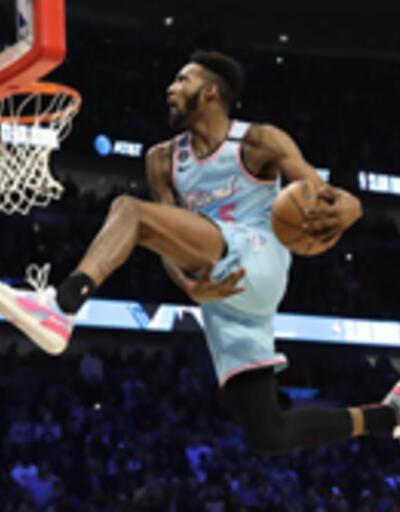 NBA smaç yarışması nefes kesti