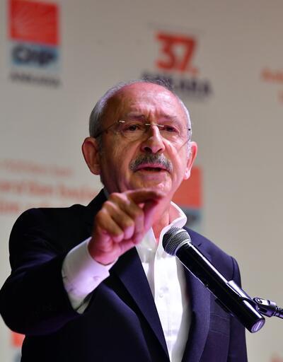 Kılıçdaroğlu: Akılcı politikalarla Orta Doğu'da barışı inşa edeceğiz