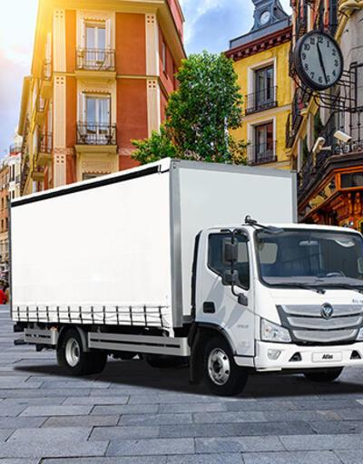 Atlas kamyonu yenilendi