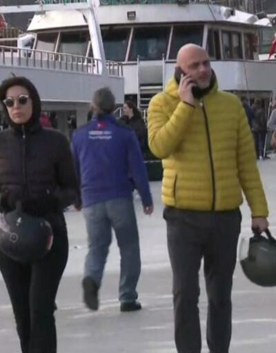 İstanbul'a Şubat'ta bile kış yok