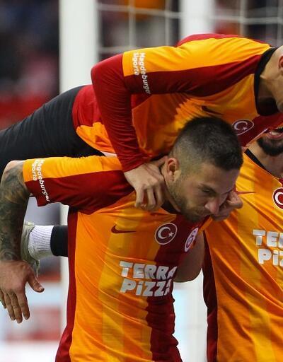 Galatasaray 1-0 Yeni Malatyaspor MAÇ ÖZETİ