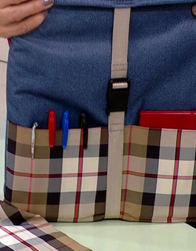 Kullanışlı bilgisayar çantası yapımı