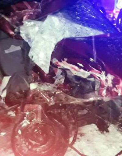 Tatvan'da trafik kazası 3 ölü, 2 yaralı