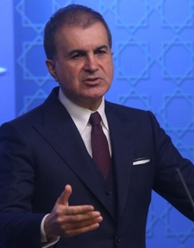 AK Parti Sözcüsü Ömer Çelik'ten Yunanistan'a tepki