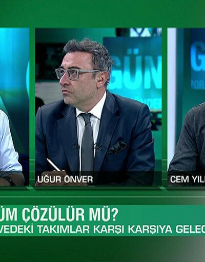 Süper Lig'in 23. haftasında şampiyonluk düğümü çözülür mü? Ali Şen'in açıklamalarına kim ne dedi? Gündem Spor'da masaya yatırıldı