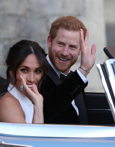 Artık Harry ve Meghan oturmayacak! Kraliçe'nin hediyesini onlara verdiler