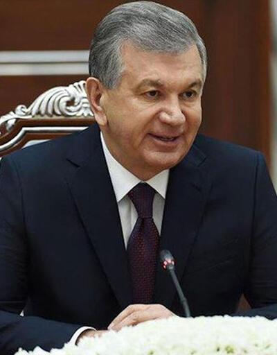 Mirziyoyev, Türkiye'ye geliyor