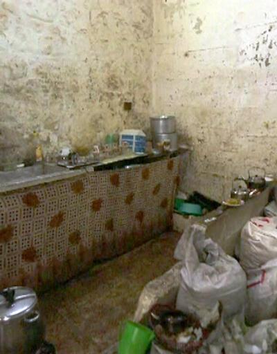 75 aile hapishanede yatıyor,3 aileye 1 hücre düşüyor