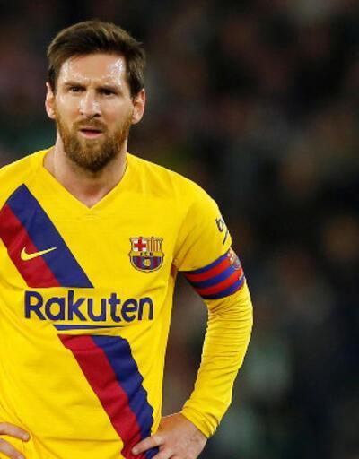LA Galaxy'den Messi'ye resmi teklif