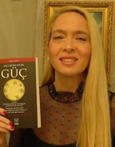 Kitabının tılsımlı olduğunu iddia etti