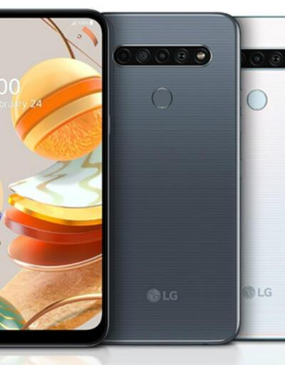 LG K61 orta segmente hitap edecek