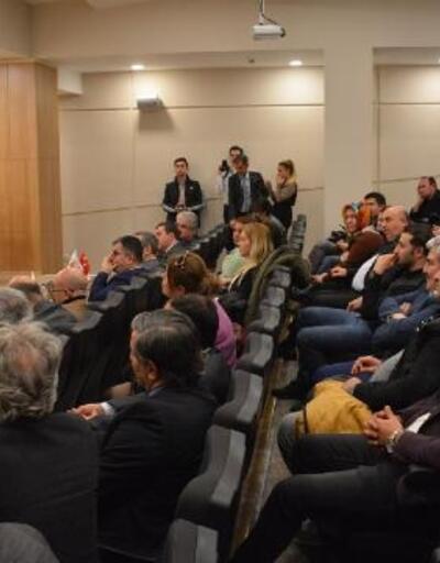 Bergama Serbest Bölge için yetişmiş eleman toplantısı