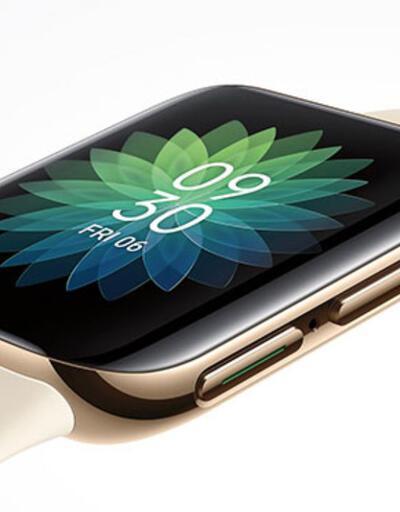 OPPO akıllı saat tasarımı ile gündemde
