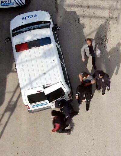 670 polisle uyuşturucu operasyonu