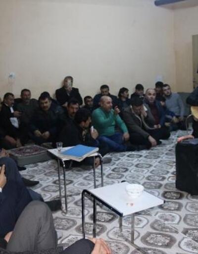 Ulaş'ta 'Köy odası sohbetleri' buluşması